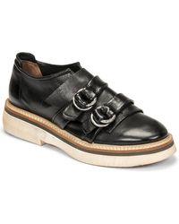 A.s.98 Idle Moc Mid Boots - Black