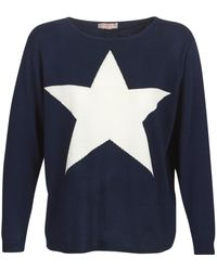 Moony Mood Latoo Jumper - Blue