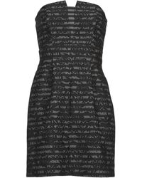 Naf Naf Lyminie Dress - Black