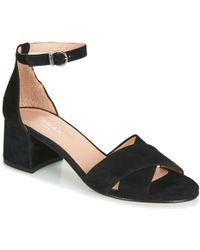 Jonak - Arya Women's Sandals In Black - Lyst