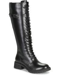 Chattawak Idaho High Boots - Black