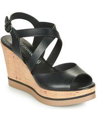 Chattawak Heloisa Sandals - Black