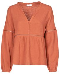 Betty London Nasse Blouse - Red