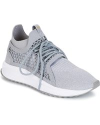 PUMA Tsugi Netfit V2 Evoknit.qu Shoes (trainers) - Grey