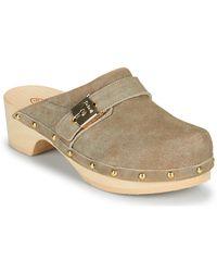 Scholl Pescura Clog 50 Clogs (shoes) - Brown