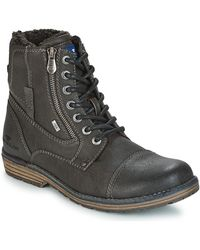 Tom Tailor Sepan Mid Boots - Grey