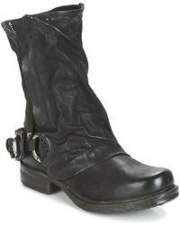 A.s.98 Saint Ec Mid Boots - Black