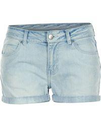 Billabong - Elvis 2 Women's Shorts In Blue - Lyst