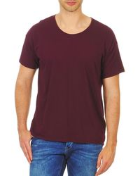 American Apparel Rsa0410 T Shirt - Red