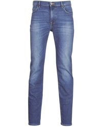 Lee Jeans Rider Skinny Jeans - Blue