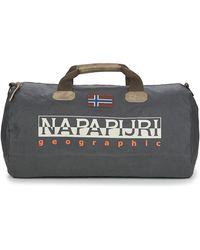 Napapijri Bering Travel Bag - Grey