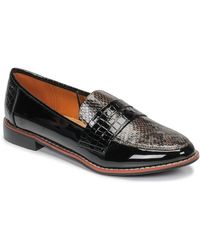 Moony Mood Noulie Loafers / Casual Shoes - Black