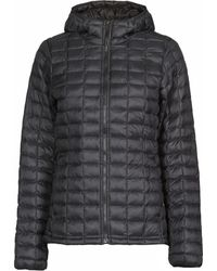 The North Face W Thermoball Eco Hoodie Jacket - Black