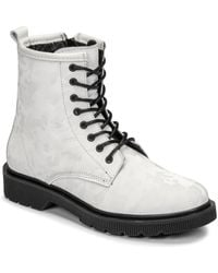 Fericelli Parma Mid Boots - White