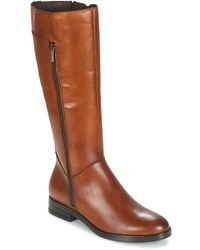 Betty London Janka High Boots - Brown