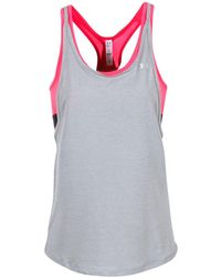 Under Armour - Hg Armour 2-in-1 Vest Top - Lyst