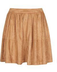 Vila Vichoose Skirt - Brown