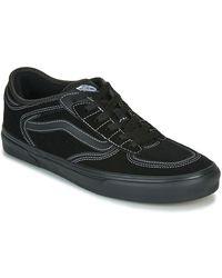 Vans Rowley Classic Shoes (trainers) - Black