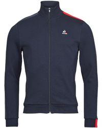 Le Coq Sportif Saison 1 Fz Sweat N 1 M Tracksuit Jacket - Blue