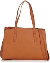 André Mathilda Shopper Bag - Brown