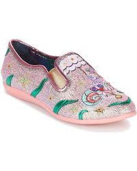 Irregular Choice - Oops A Daisy Court Shoes - Lyst