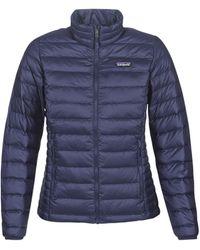 Patagonia W's Down Jumper Jacket - Blue