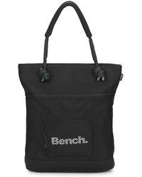 Bench - Meshneoprene Shopper Shoulder Bag - Lyst