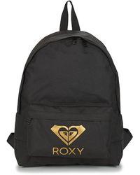 Roxy Sgr Bb Solidlgo J Bkpk Kvj0 Backpack - Black