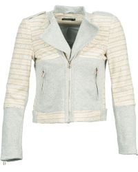 Color Block - Gedu Jacket - Lyst