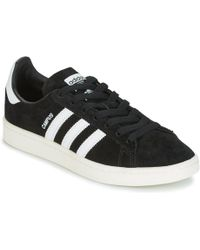 adidas Originals Campus Adv Shoes - Black