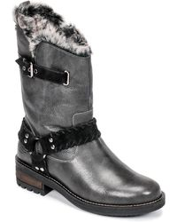 Superdry Tempter Boot Mid Boots - Grey