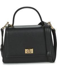 Mac Douglas Boxy Shoulder Bag - Black