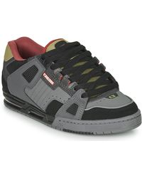 Globe Sabre Skate Shoes (trainers) - Grey
