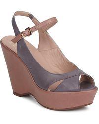 Janet & Janet - Vertune Sandals - Lyst