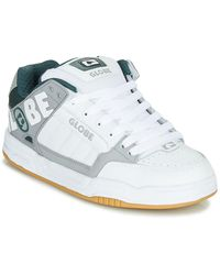 Globe Tilt Shoes (trainers) - White