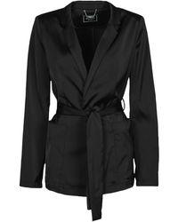 Guess Dimitra Blazer Jacket - Black