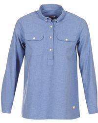 Armor Lux Gricha Shirt - Blue