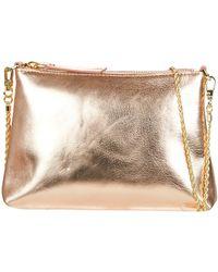 Petite Mendigote Hyperion Shoulder Bag - Pink