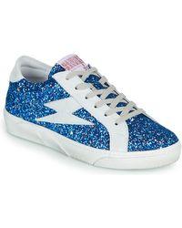 Semerdjian Oslo Shoes (trainers) - Blue