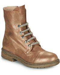 FRU.IT Adiete Mid Boots - Metallic