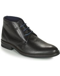 Fluchos Olimpo Mid Boots - Black