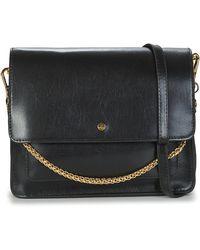 Petite Mendigote Charles Shoulder Bag - Black