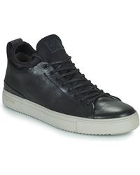 Blackstone Sg08-black Shoes (high-top Trainers)