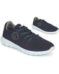 Giesswein Runner Shoes (trainers) - Blue