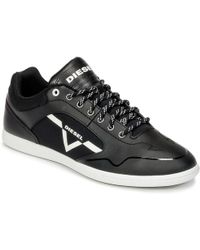 DIESEL - S-aarrow Shoes (trainers) - Lyst