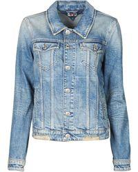 Tommy Hilfiger Vintage Denim Jacket - Blue