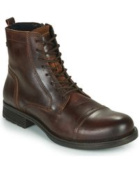 Mustang 4933501 Mid Boots - Brown