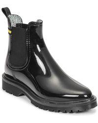 Lemon Jelly Maren Wellington Boots - Black