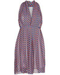 Molly Bracken Darline Dress - Purple