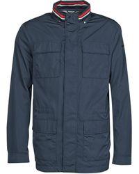 Geox Wells Field Jacket - Blue